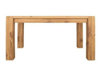 Driftwood Dining Table Large Solid Oak