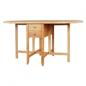 Como Dining Drop Leaf Table