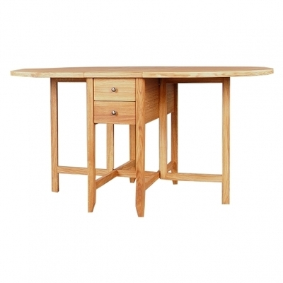 Como Drop Leaf Table