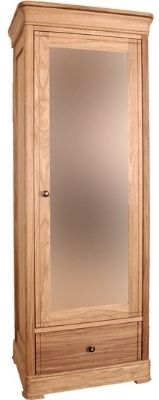 Como Wardrobe with Mirror