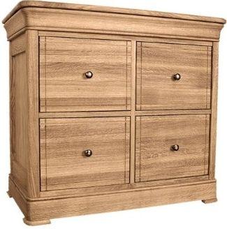 Como Filing Cabinet 4 Drawer