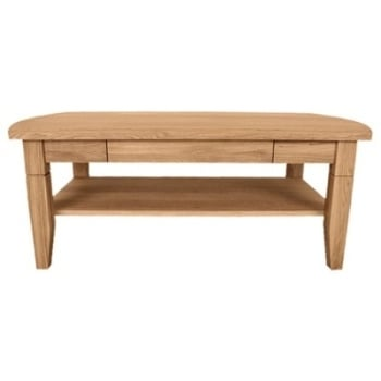Como Coffee Table Oak