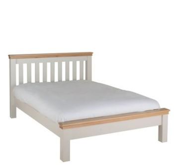 Lundel bed frame super king size