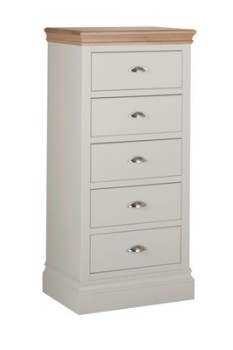 Lundel chest 5 drawer wellington