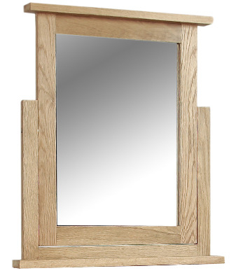 Windermere Oak Mirror