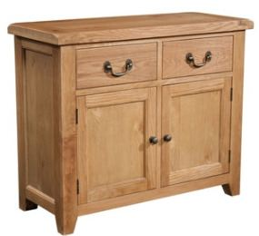 Windermere Oak Sideboard 2 door 2 drawer