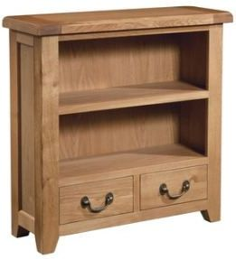 Windermere Oak Bookcase 900 x 900