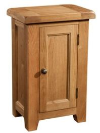 Windermere Oak Cabinet 1 door