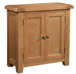 Windermere Oak Cabinet 2 door