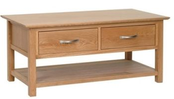 Katharine Table Coffee Drawers