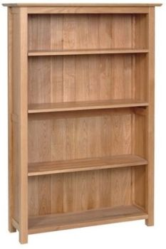 Katharine Bookcase 5ft Wide Oak
