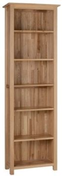 Katharine Bookcase 6ft Narrow