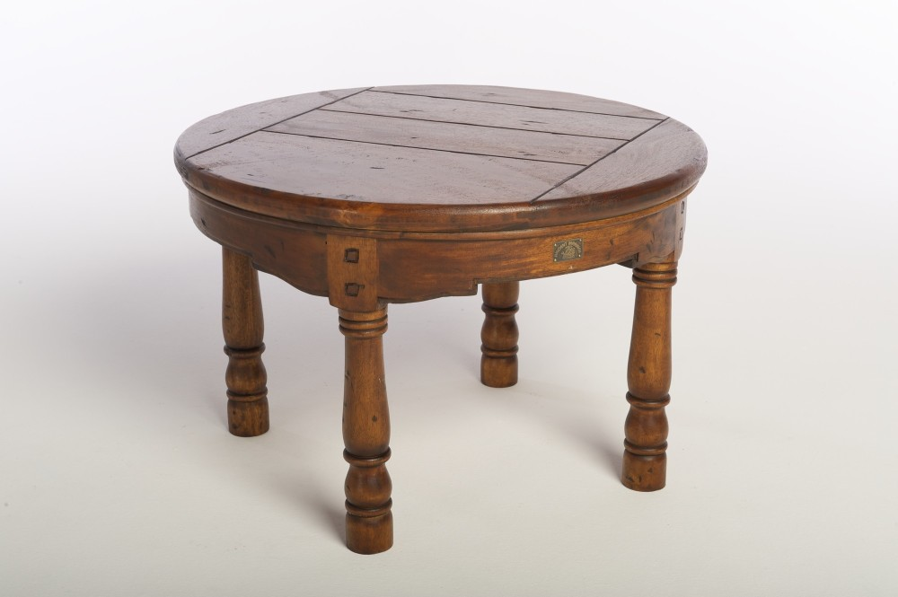 East Indies Table Round Coffee