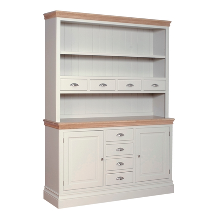 Lundel Dresser Large Open Top with Spice Drawers