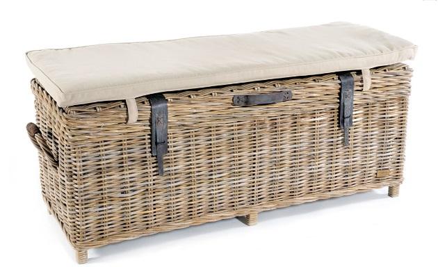 Monpellier Storage Bench