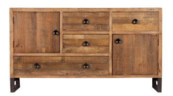 Retro Sideboard Wide