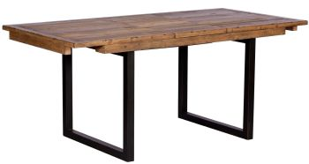 Retro Table 140cm Extending Dining