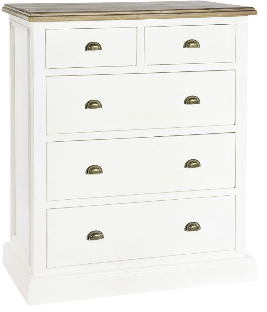 Monpellier 5 Drawer Chest