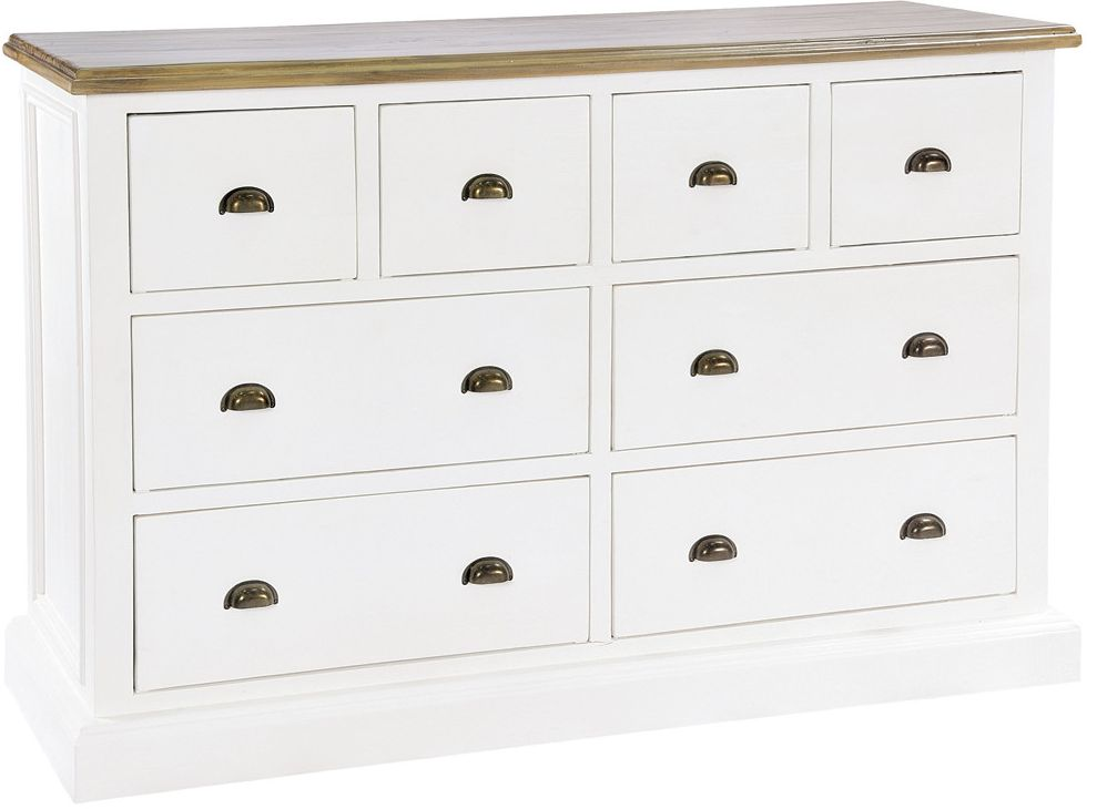 Monpellier 8 Drawer Chest