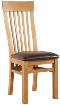 Avalon Chair Dining Curved back