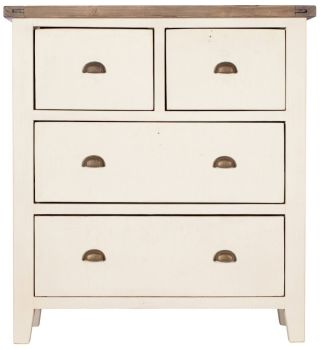 New Christy Painted Chest 4 Drawer
