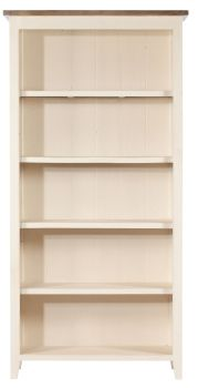 New Christy Painted Bookcase Tall