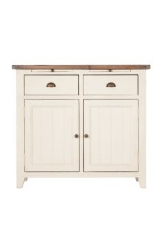 New Christy Painted Sideboard Narrow