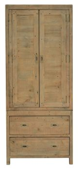 Toscana Wardrobe Small Double