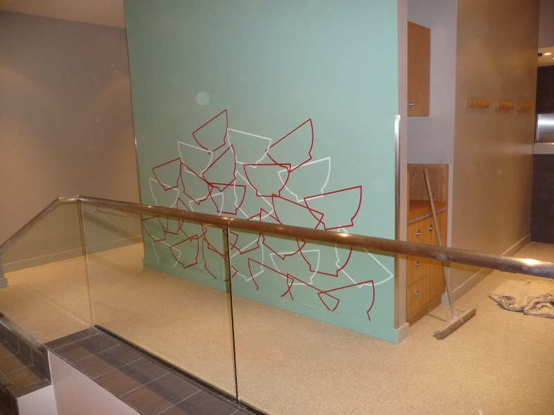wagamama - internal decoration 2