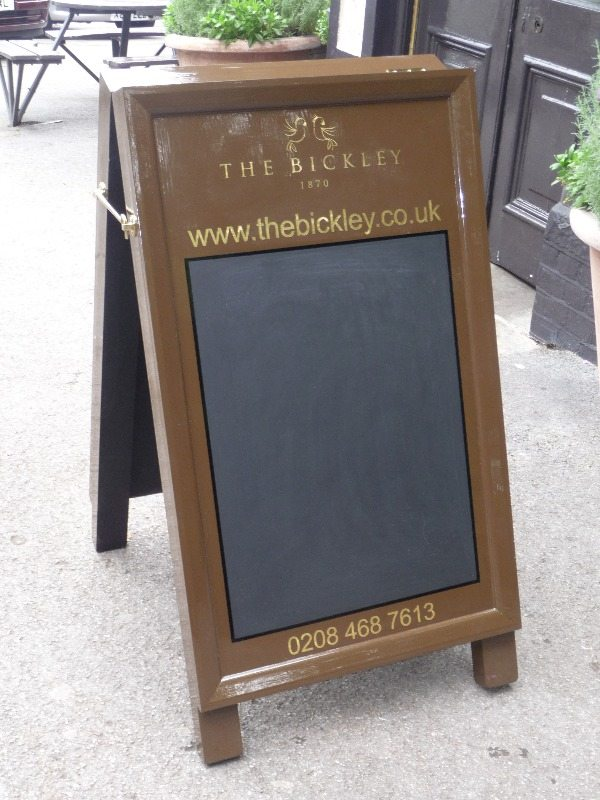 a-board the bickley