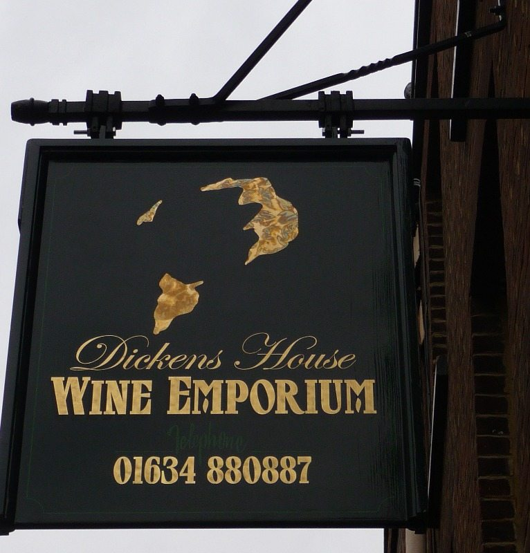 swing sign wine emporium