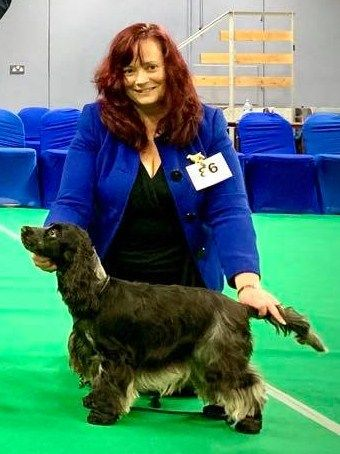 Norah Reserve Best Puppy in Show Members Show