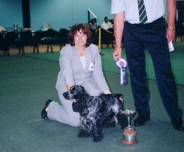 Douglas - Gundog Group - Sept 04