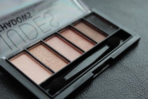 Technic Eye Shadows, Nudes - A