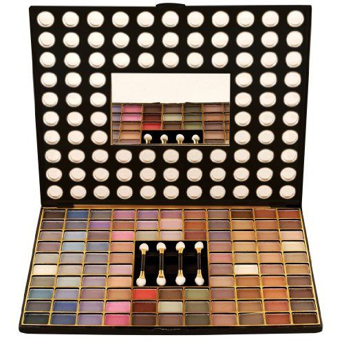 Badgequo Body Collection Classic 98 Eyes Eyeshadow Palette - A