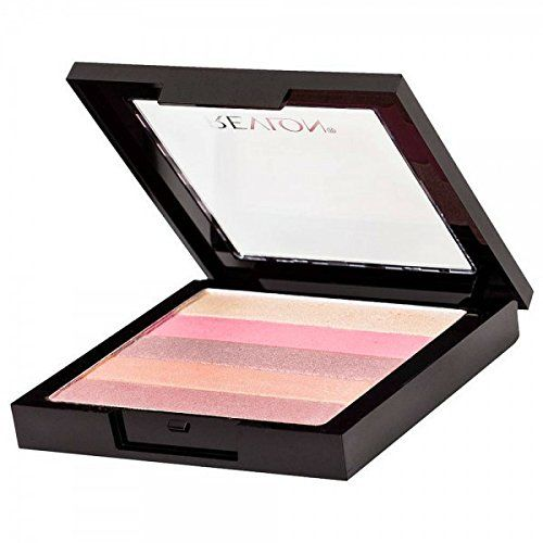 Revlon Glow Highlighting Palette - 7.5 g, Rose - A