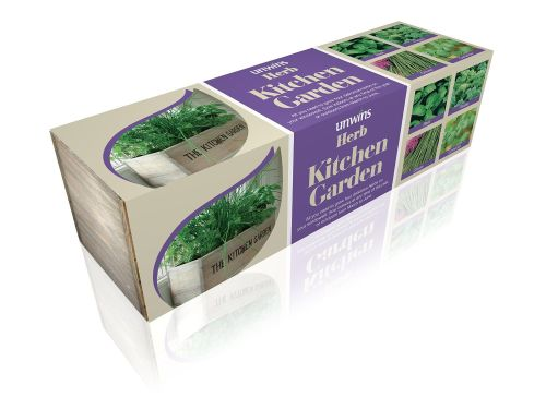 Unwins Herb Kitchen Garden Kit - A