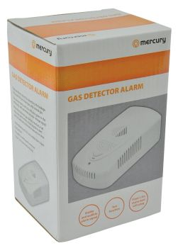 Mains Powered Household Gas Detector -  A