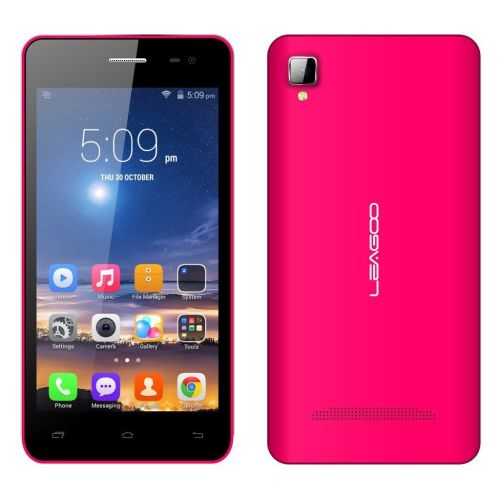Leagoo Lead 6 Smart Phone - Rose Rrp £299 - A