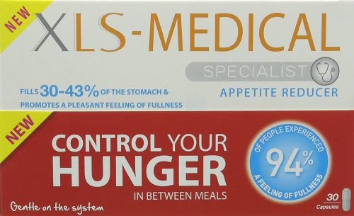 XLS-Medical Appetite Reducer Diet Caspules