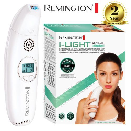 Remington IPL2000 i-Light Reveal Hair Removal Device - A