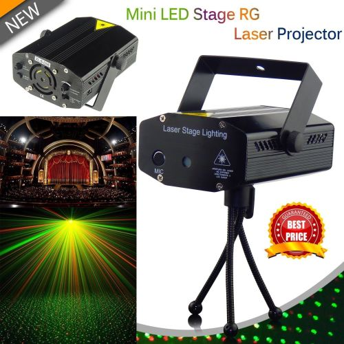 Stage Lighting RG Laser Projector - AB