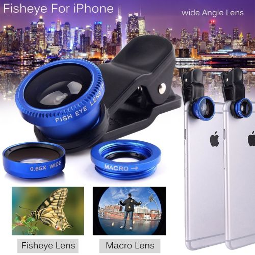 3 in1 Universal Clip Fish Eye * FREE SHIPPING*