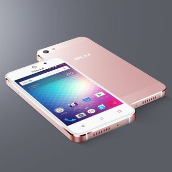 BLU Vivo 5 Mini -SIM-Free Smartphone - Android 6.0 Marshmallow - Rose Gold - AB