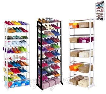 7 TIER SHOES CABINET STORAGE ORGANISER