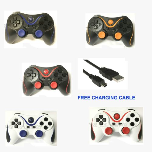 RECHARGEABLE HIGH QUALITY BLUETOOTH WIRELESS GAMEPAD CONTROLLER FOR PS3