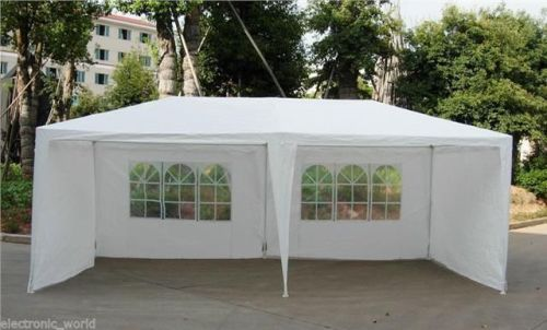 New ProductOffice Garden Gazebo Tent Marquee Outdoor Waterproof Party Awnin