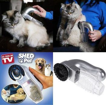 Pro Pet Hair Remover Clean Fur Dog Cat Grooming Vacuum System
