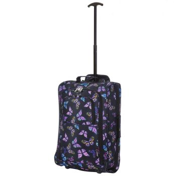 Cabin Approved Ryanair Hand Luggage Travel Holdall Wheeled Trolley Suitcase 03New Product