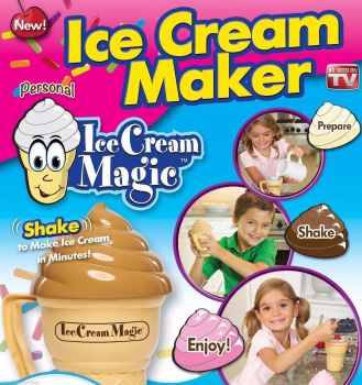 Ice Cream Cream Maker Set As Seen On TV